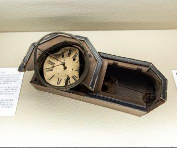 柱時計(レプリカ)