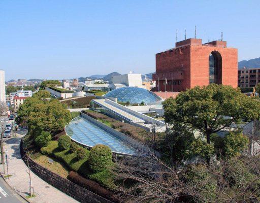 長崎原爆資料館 外観