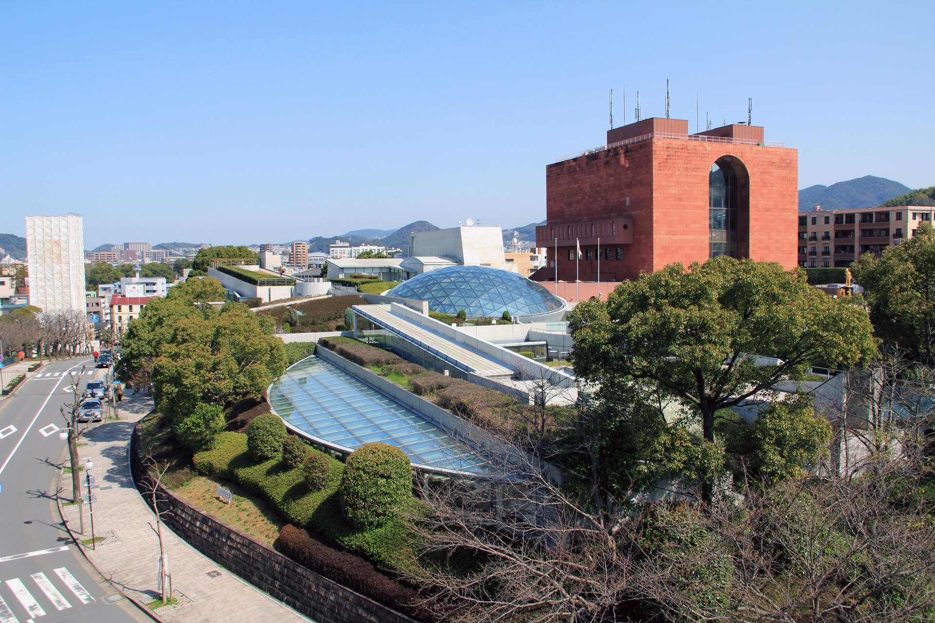 長崎原爆資料館のWebサイトが新しくなりました