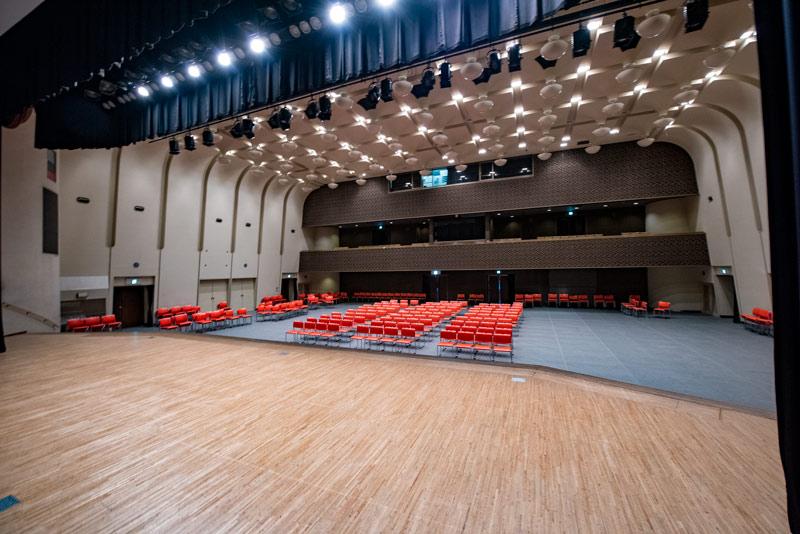 長崎市平和会館ホール