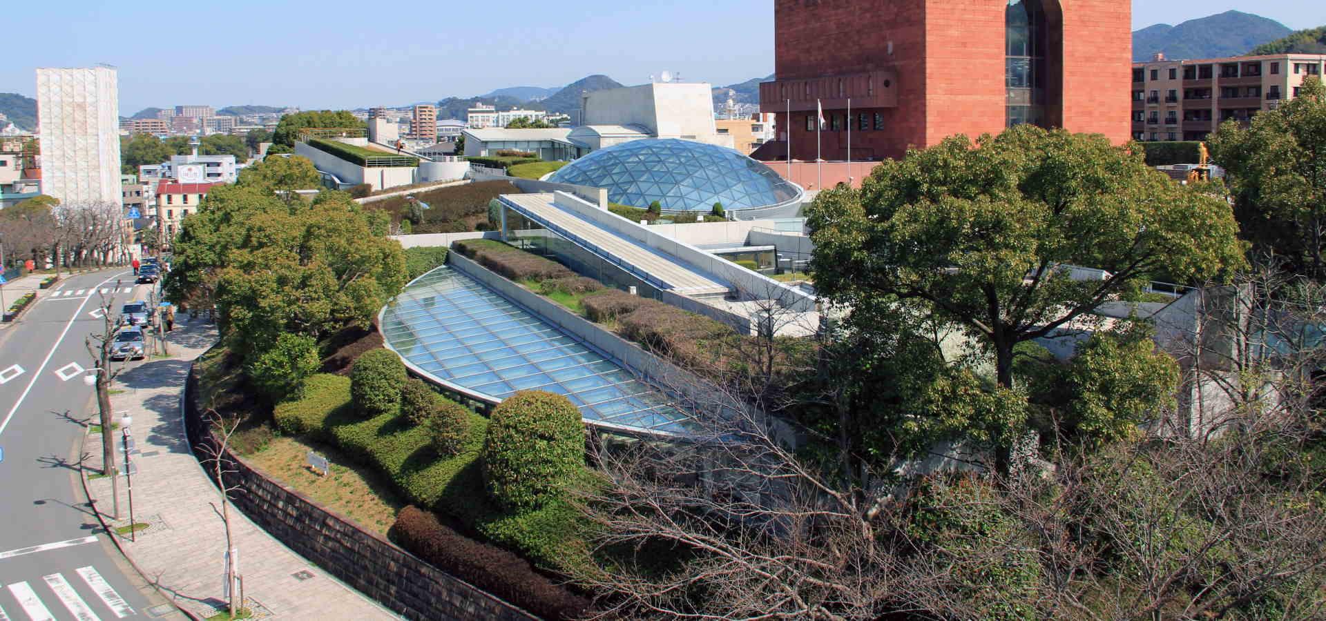 長崎原爆資料館・長崎市平和会館