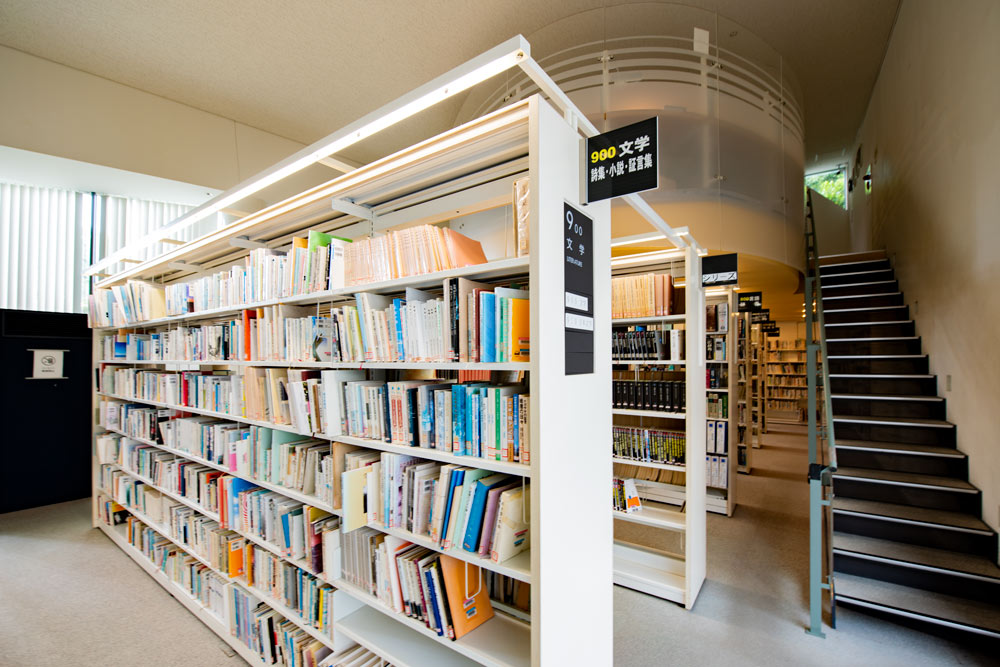 図書館 4